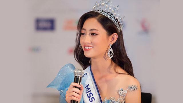 Màn giới thiệu tiếng Anh tham dự Miss World 2019 quá đỉnh của Lương Thuỳ Linh
