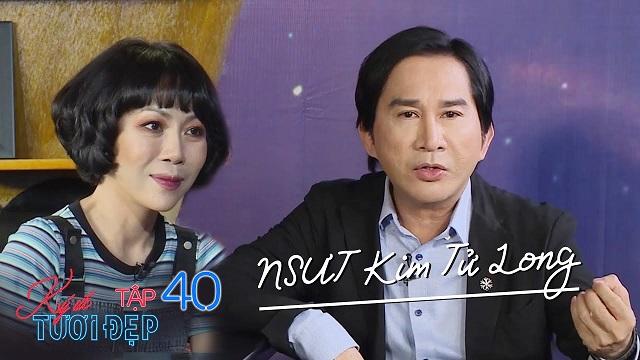 Ký Ức Tươi Đẹp | Tập 40: Kim Tử Long với khoảng thời gian làm kép phụ và giọt nước mắt nơi hậu đài