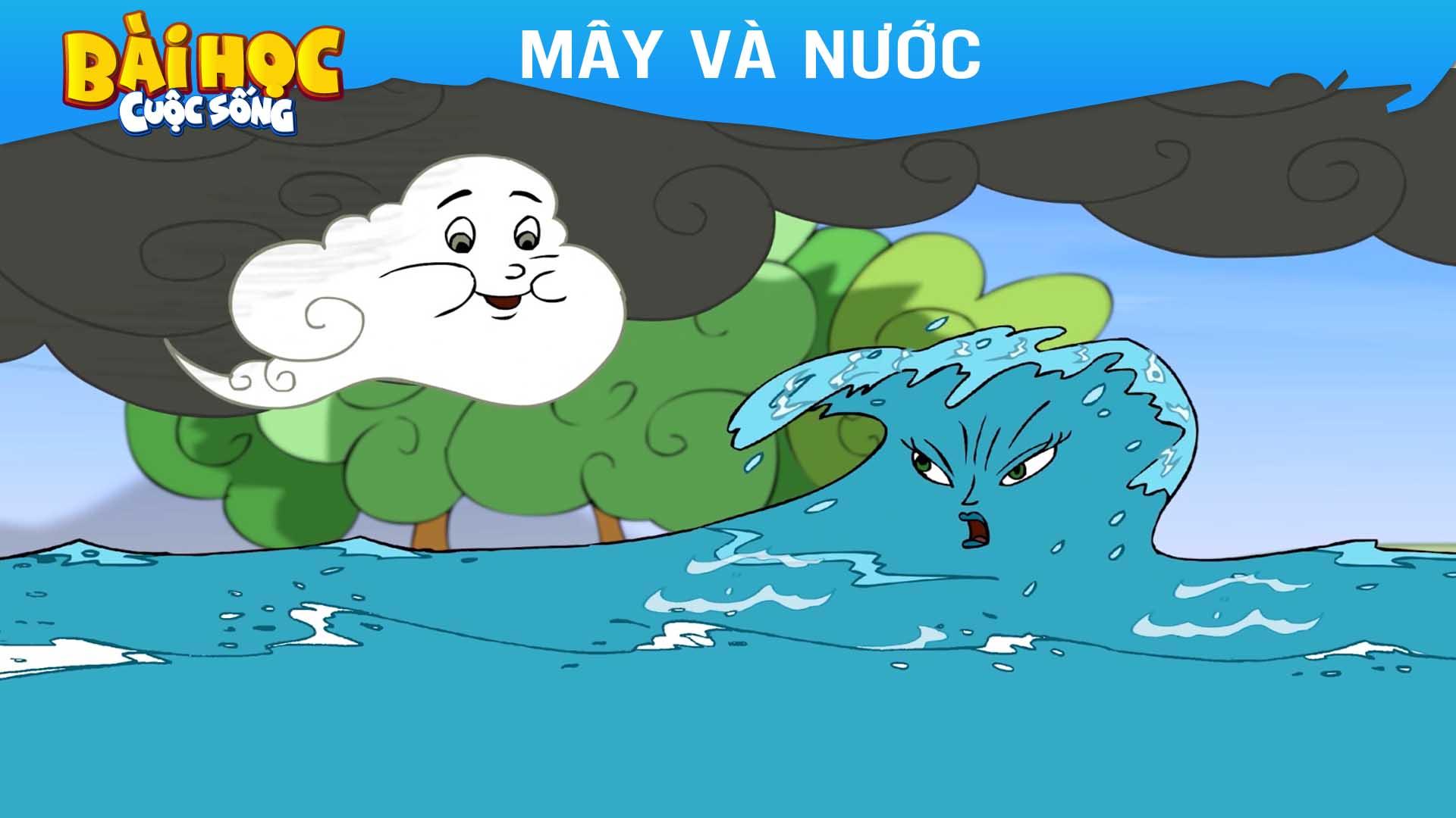 Mây và nước - Phim hoạt hình Khoảnh khắc kỳ diệu