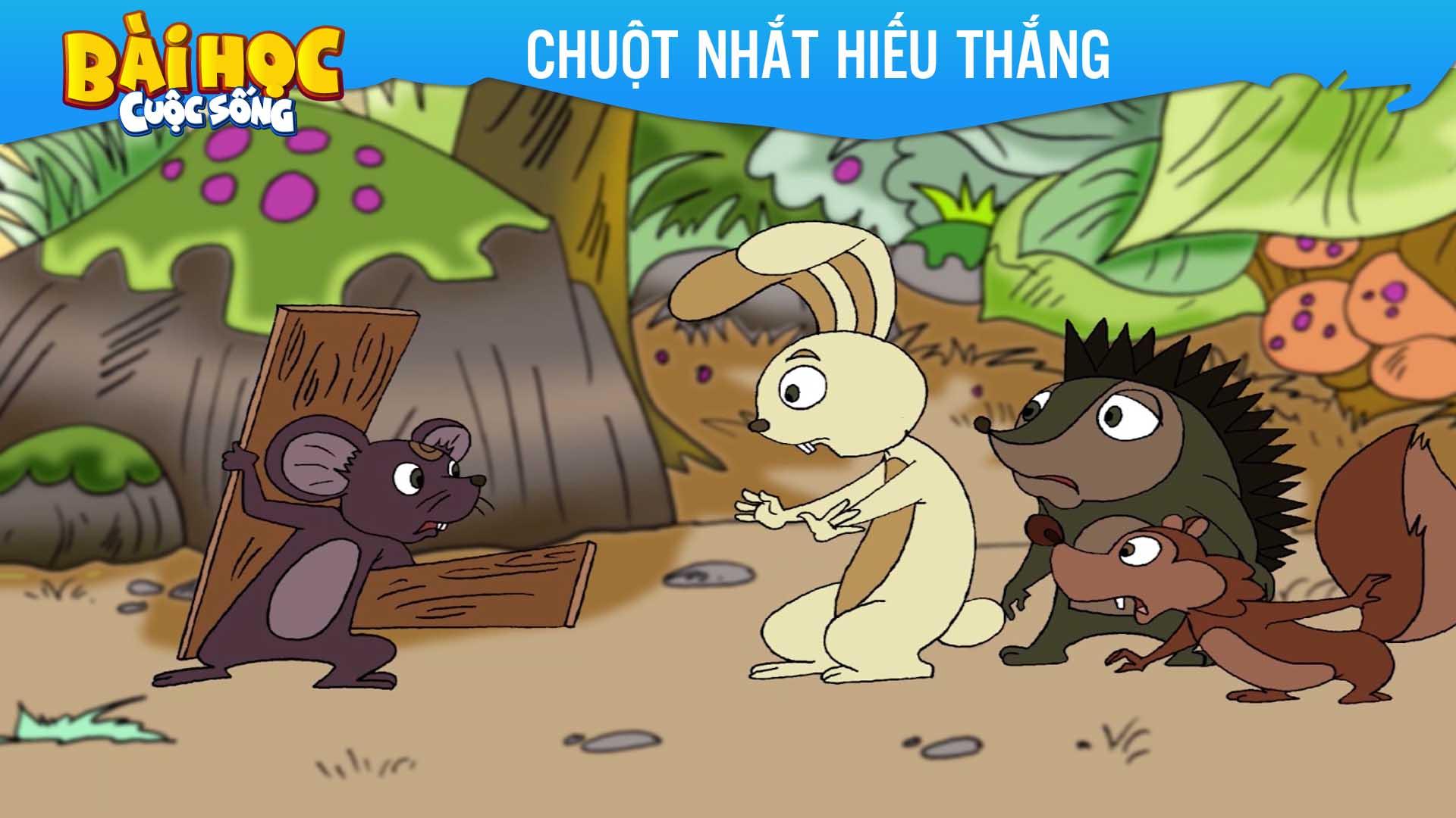 Chuột nhắt hiếu thắng - Phim hoạt hình Khoảnh khắc kỳ diệu