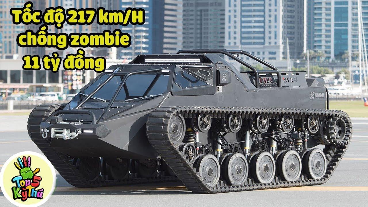 Những chiếc siêu xe khủng nhất mọi thời đại