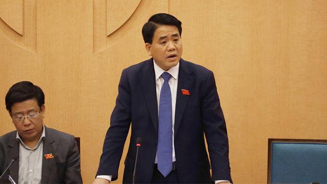 Chủ tịch Nguyễn Đức Chung: Tìm cách để cách ly 27 người cùng chuyến bay hạng thương gia cùng nữ bệnh nhân số 17
