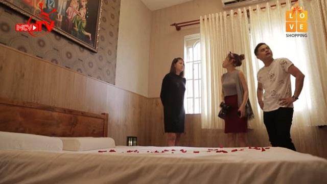Cứ yêu là muốn chiếm hữu - vợ GHEN LỒNG LỘN bắt ghen chồng với bạn thân tại khách sạn