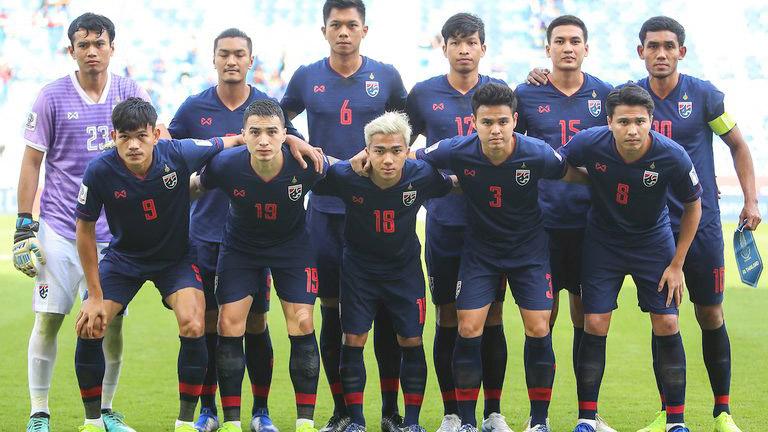 Đội tuyển Thái Lan gặp khó khi tham dự AFF Cup 2020