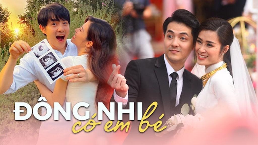 Đông Nhi chính thức xác nhận đang mang thai sau 5 tháng kết hôn