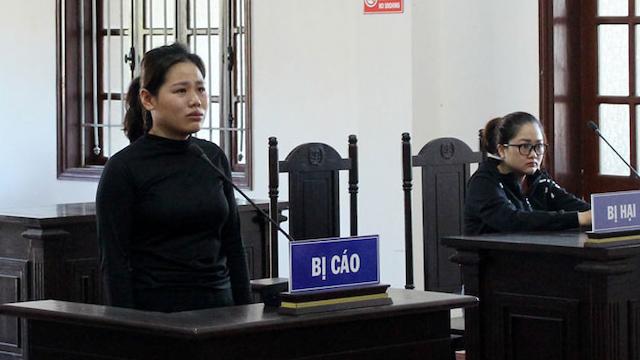 Lợi dụng dịch COVID- 19 để lừa bán khẩu trang, cô gái trẻ lãnh án 5 năm tù