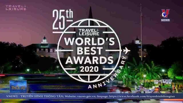 Hội An lọt vào Top 3 thành phố tuyệt vời nhất Thế Giới