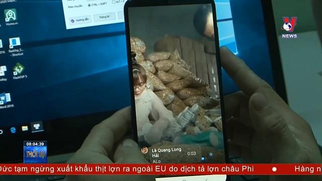 Hạt điều siêu rẻ rao bán tràn lan trên mạng xã hội - VNEWS