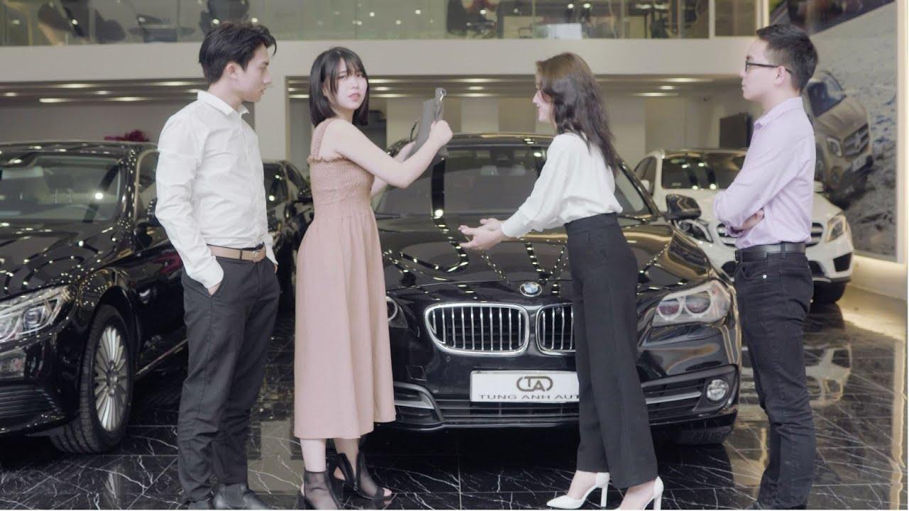 Vợ giám đốc đập nát siêu xe của chủ tịch vì ghen tuông và cái kết